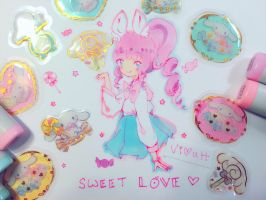 day 3 | Sanrio sweets by ViPOP