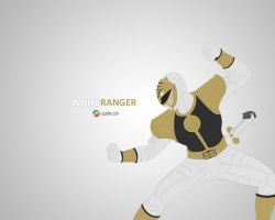 White Ranger by Gourmandhast