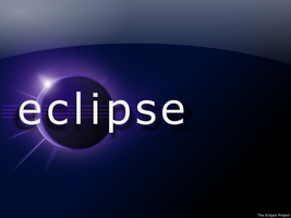 Eclipse Wallpaper by bartoszf