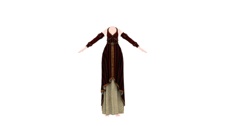 The Witcher - Dress - Download by Drysmath
