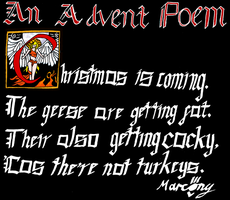 An Advent poem by marcony
