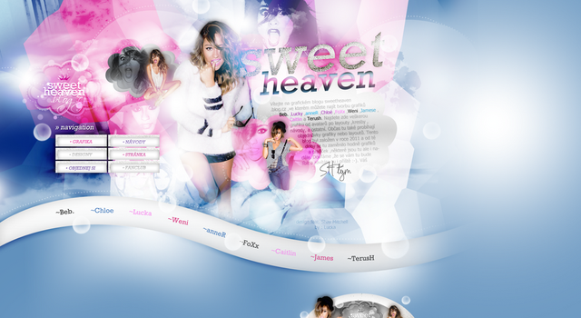 Layout ft. Shay Mitchell 002 by PixxLussy