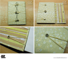 Art Nouveau Inspired Book by Marenne
