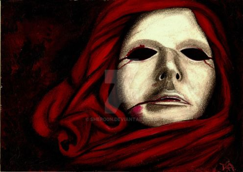The Masque of Red Death by Shero0n
