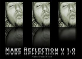 MakeReflection Actionset by gusti-boucher