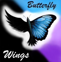Butterfly - Wings by ThatOneCapArtist