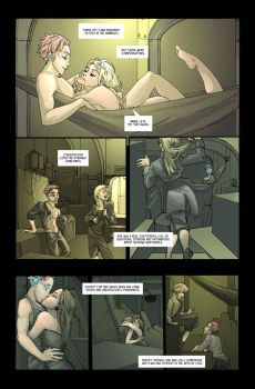 Punch MacBolt and the Pirate Lovers: Sample page 2 by measlyflee