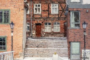 Stairs to ... by wiwaldi24