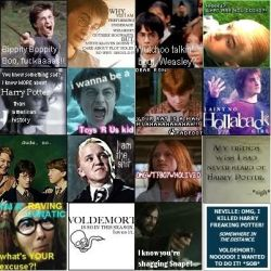 funny Harry potter by Iloveremus