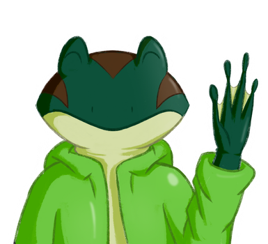 Test / Cute Froge by set0Kaiba