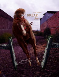 i just want to BREAK free ... by Skullb3at