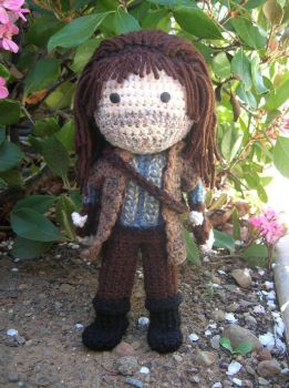 Crochet Kili the Dwarf by Zikaeqs