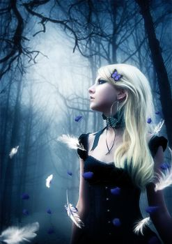 Beauty In The Forest 2 by Supo77Art-Dsn