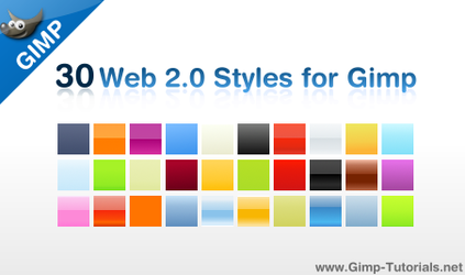 30 Ultimate Web 2.0 Layer Styl by solidnuts