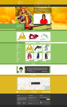 Princess Florence Template - For Sale by vertus-design