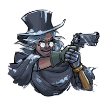 Scrooge by bylacey