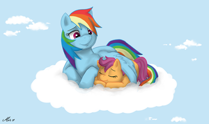 Like the sister I never had by Mispeled