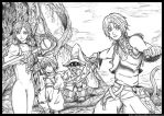 FF9 - The thing I must protect by DarkmoonFleur