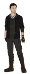 John Simm, Time Agent by Girl-on-the-Moon
