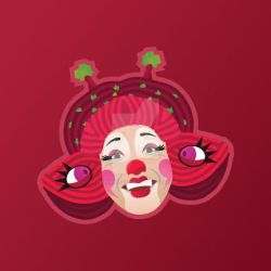 Ringling Bros and B+B Circus Clown - Mandy by PluivantLaChance