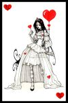 The Queen of Hearts by KmyeChan