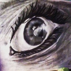 Take a look through my eye by Cristy-spain