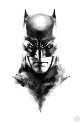 The Batman by PhotoshopIsMyKung-Fu