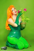 Poison Ivy Cosplay (Bruce Timm) by Kapalaka