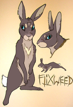 Flixweed Ref by paperzopilote