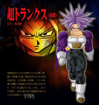 Trunks SS4 by arab30002