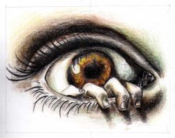 The Eye by Fayerin