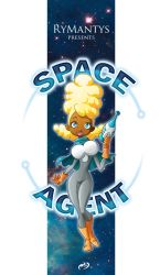 Space Agent Nuy by RyMantys