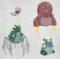 Pumbots by GlowingMember