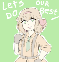 lets do our best by nyo-tastic