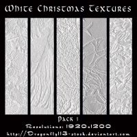 White Christmas Tex Pack 1 by BFstock