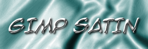 GIMP Satin Script by fence-post