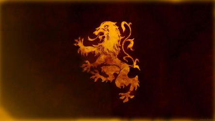 The Regal Lion - House Lannister Wallpaper 1/3 by Artman2013