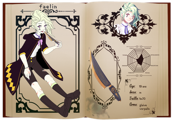 [LRA] - Faelin by hellowizz