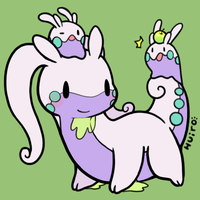 goomy and goodra