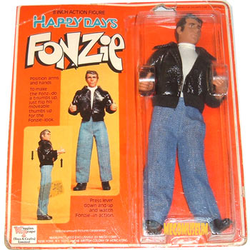 Fonzie Action Figure by FonziesMinion