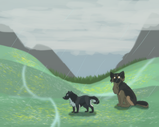 RStreams in the rain by KingPedle