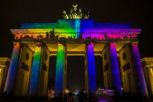 Brandenburger Tor by LifeRhythm