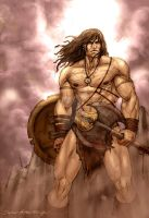 Conan - Commission by StephenSchaffer