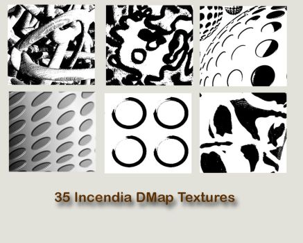 35 DMap Textures by hallv5