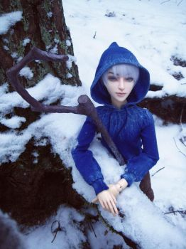 Jack Frost BJD cosplay v2 by angelicon