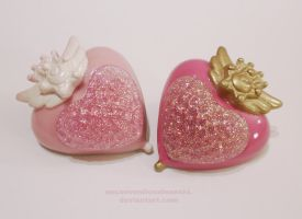 Chibimoon Compacts by unconventionalsenshi