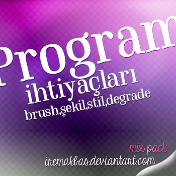 Program ihtiyaclari by IremAkbas