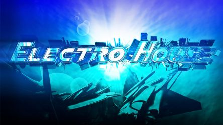 Electro House HD by LinehoodDesign