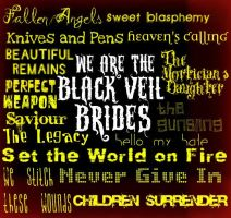 We are the Black Veil Brides by Fallen-Angel-KL
