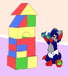 Pepsi the builder(CM) by tailslover42